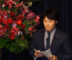 わらびFit整骨院 院長(株式会社SHINRAI) 松田 悦典 氏