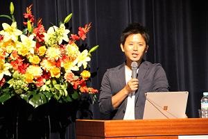 イグニション・ポイント グループ 代表取締役社長 兼 CEO 青柳 和洋 氏