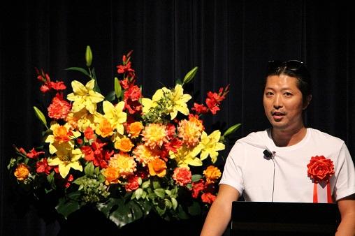 株式会社ONE ACT 代表取締役 浅野 裕亮|第109回受賞者