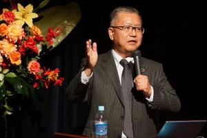 一般社団法人日本イノベーションマネジャー協会 代表理事  福田 稔 氏